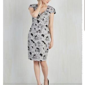 Modcloth Sheath Dress